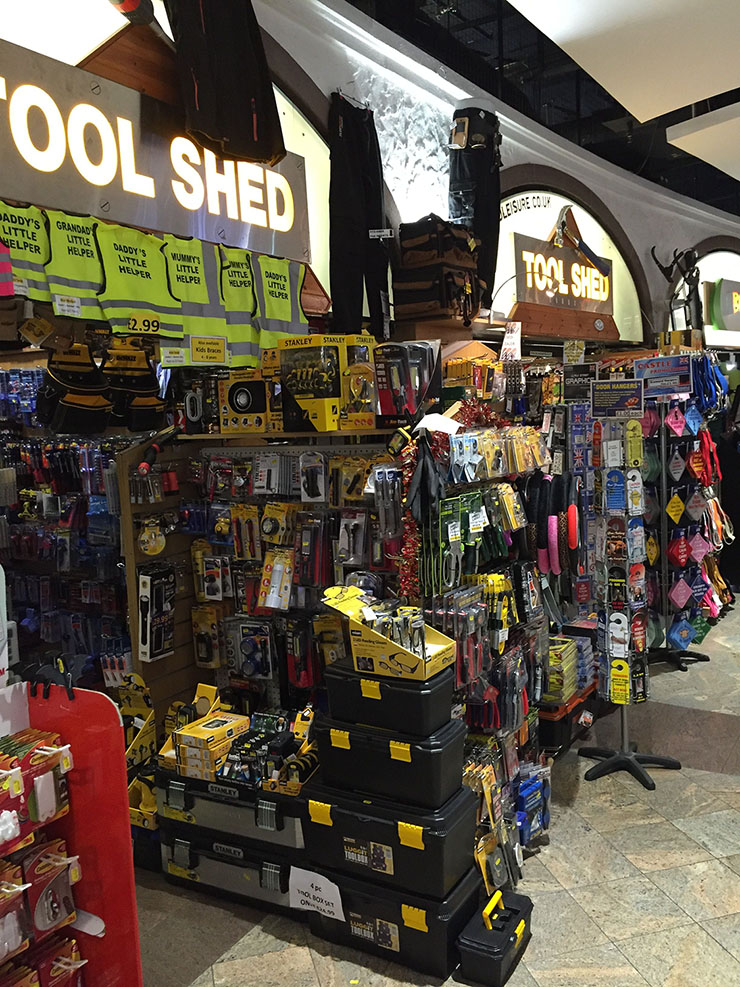 The Tool Store >> The Tool Shed Sheffield Real Deals
